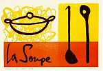Koppermaandag 2010: La Soupe - Linosnede