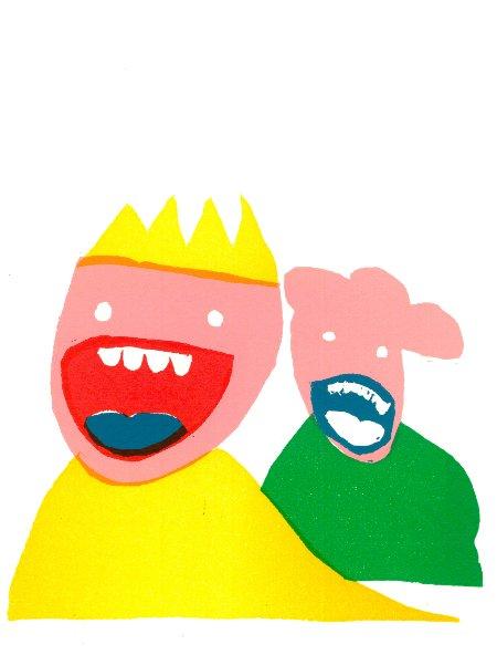 de lelijke broertjes [450]